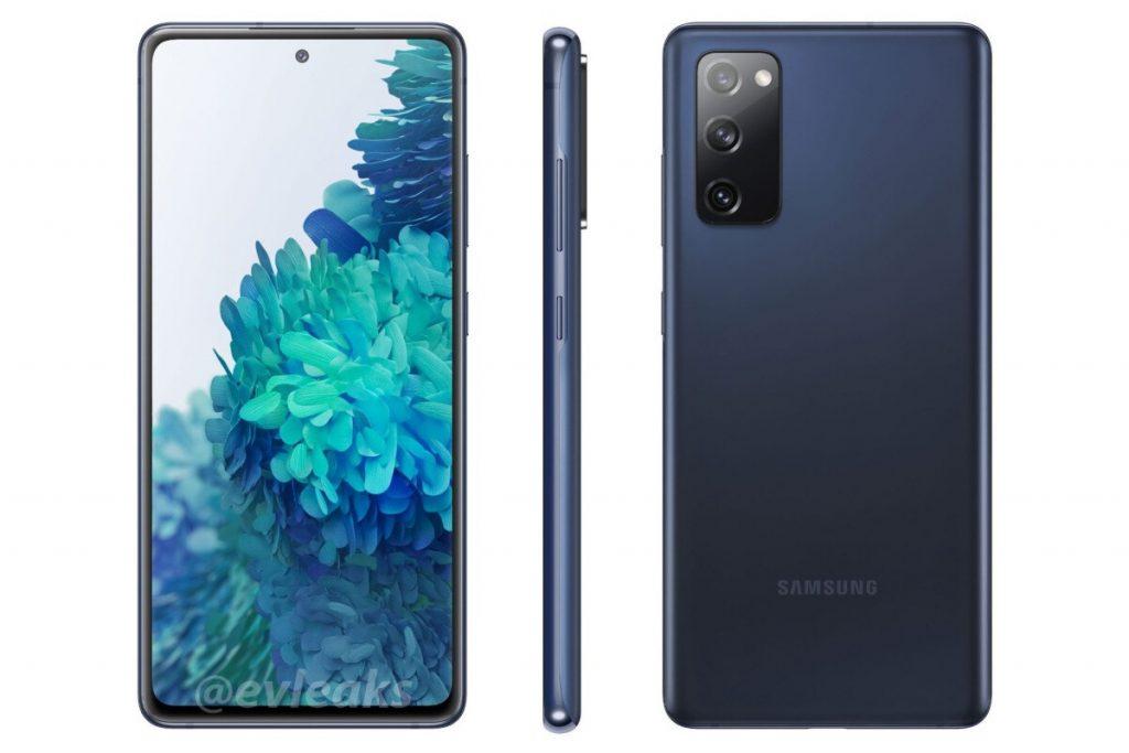 Samsung Galaxy S20 FE HP smaertphone murah terbaik flagship