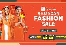 Promo Shopee Ramadan Fashion Sale