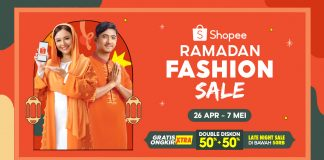 Promo Shopee Ramadan Fashion Sale