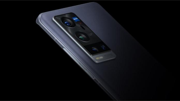 Vivo X60 Pro smartphone dengan kamera terbaik