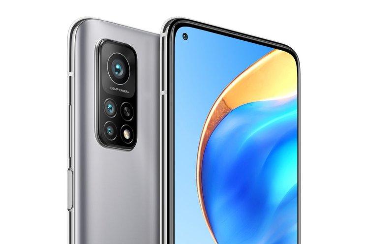 Xiaomi Mi 10 T Handphone Flagship Murah Terbaik 2021