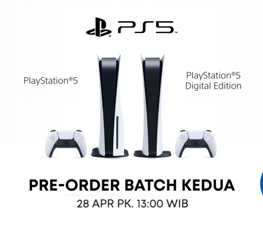 Pre-Order PlayStation 5