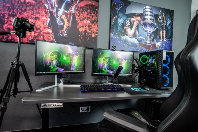 Monitor murah