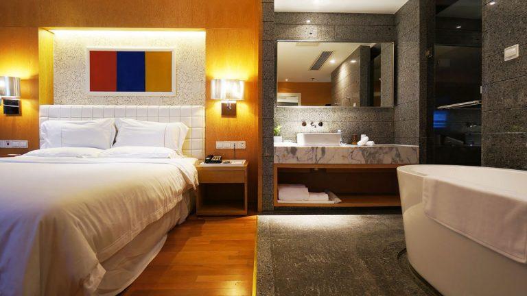 Kamar Mandi Di Dalam Kamar Tidur Bisa Membawa Sial? Begini Fengshui-nya!
