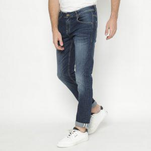 Celana Jeans Pria 712 Dark Indigo dari Papperdine fashion pria