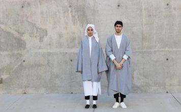Fashion Pia untuk Lebaran