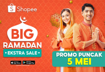 Shopee Big Ramadan Ekstra Sale