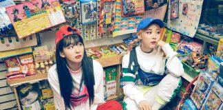 Moonbyul dan Seulgi