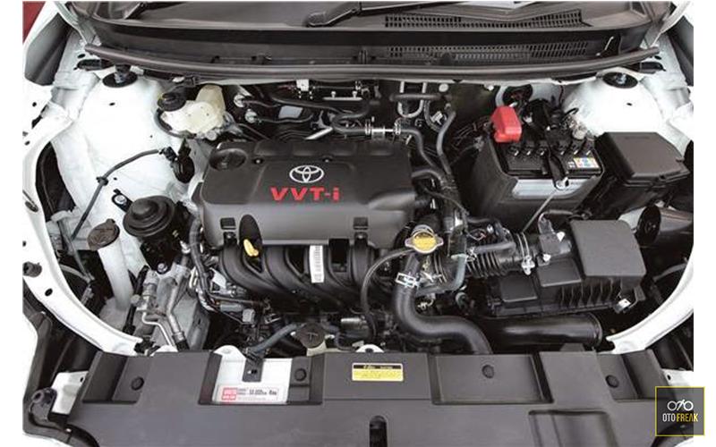 Toyota Yaris Bekas