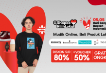 Shopee Brand Lokal
