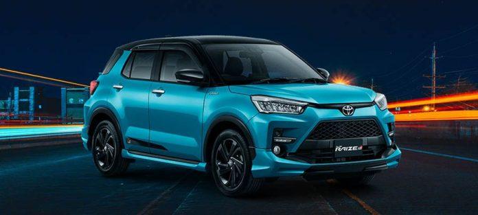 Lima Alasan Kamu Harus Membeli Toyota Raize 2021!