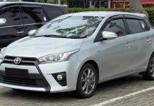 Rekomendasi Toyota Yaris Bekas