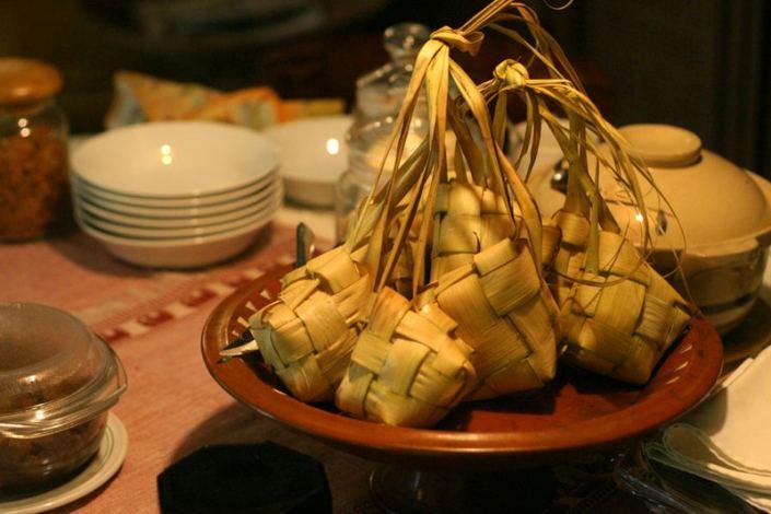 makanan khas Lebaran