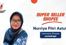 Super Seller Shopee - Nuriashope